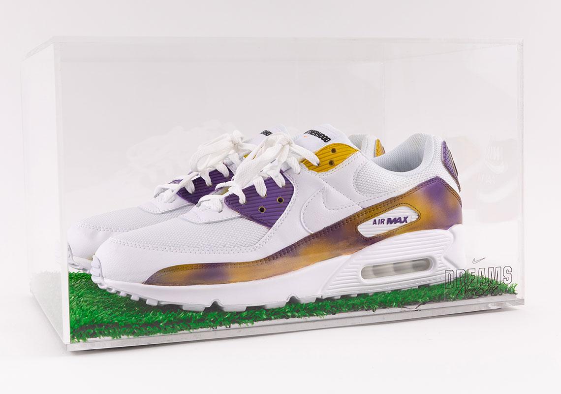 Nike NFL Draft Custom Sneakers