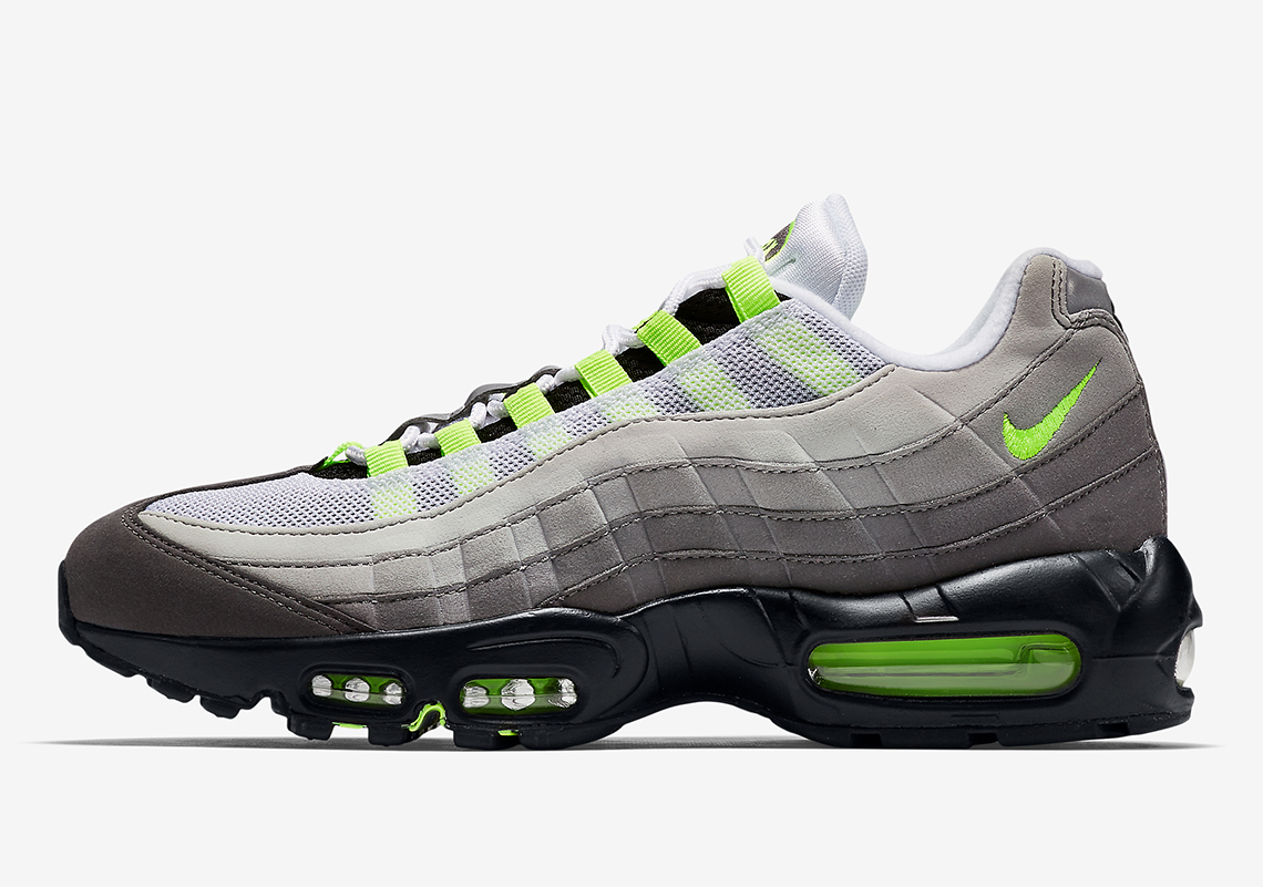 angustia Ambiguo maceta  Nike Air Max 95 OG Neon - Release Info   SneakerNews.com