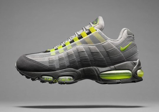 "Nike Air Max 95 OG ""Neon"" Returning This Fall"