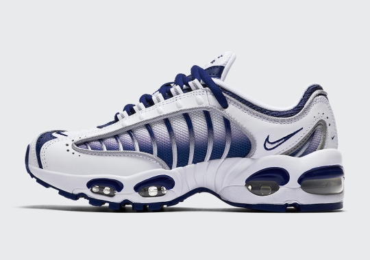 This Kids Exclusive Nike Air Max Tailwind 4 Is A Colorway Fit For 1999