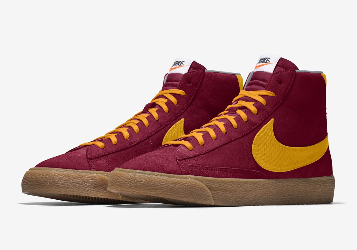 Nike Blazer By You Custom Release Date | SneakerNews.com