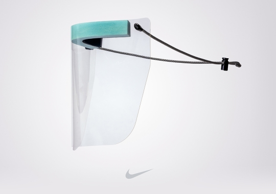 Nike Is Making Protective Equipment Out Of Air Max For Health Professionals