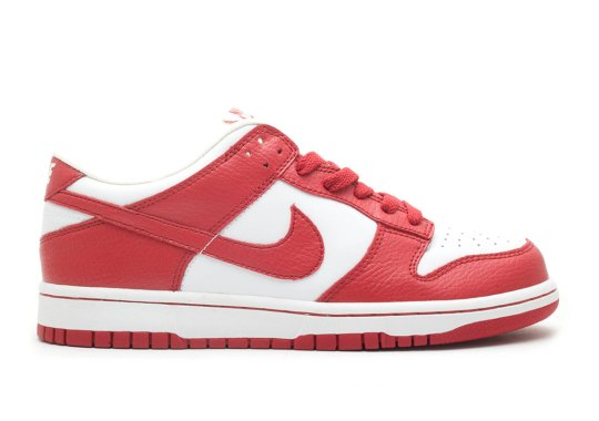 Three More Nike Dunk Low SP Colorways Dropping This Summer