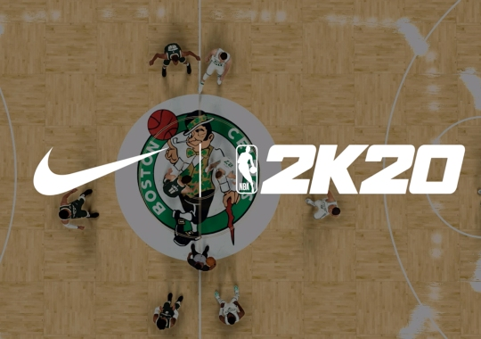Nike Basketball NBA2K20 To Continue Gamer Exclusive Drops During MyPlayer Nation Playoffs