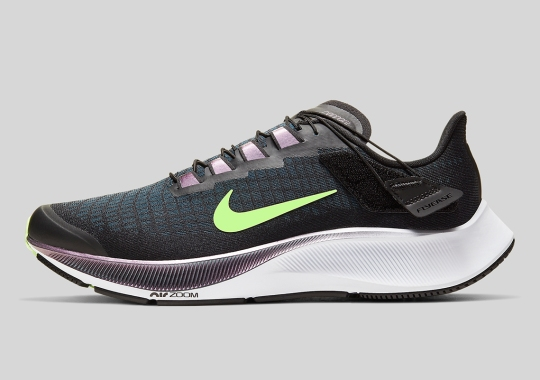 The Nike Zoom Pegasus 37 Running Shoe To Be Offered In FlyEase Form