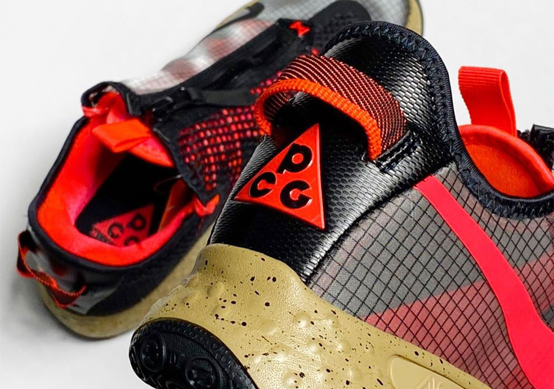 "Nike PG 4 ""PCG"" ACG CZ2240-900 | SneakerNews.com"