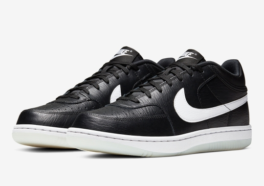 The Nike Sky Force 3/4 Is Releasing Soon In Classic Black/White