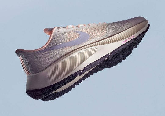 Nike Tunes The Zoom Pegasus 37 To Be Specific For Men And Women