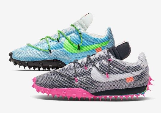 Off-White x Nike Footwear Goes On Sale Overseas
