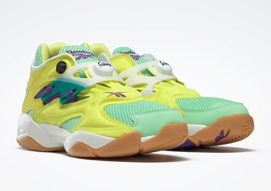 The Reebok Pump Court Just Dropped In An Easter-Friendly Colorway