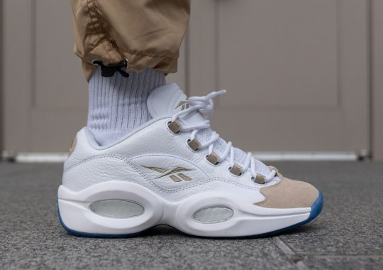 """The Reebok Question Low """"Oatmeal"""" Set For A Return For The First Time Since 1999"""
