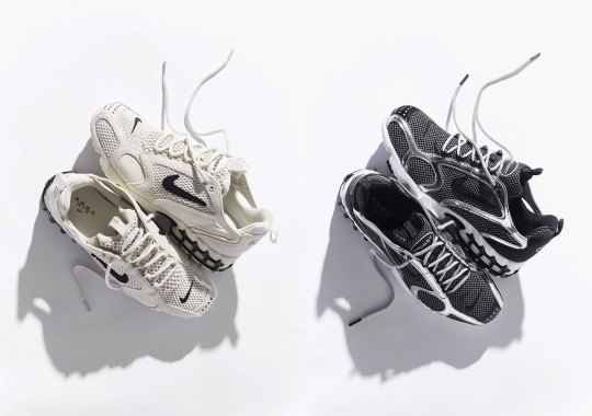 The Sold-Out Stussy Spiridons Release Worldwide On April 3rd