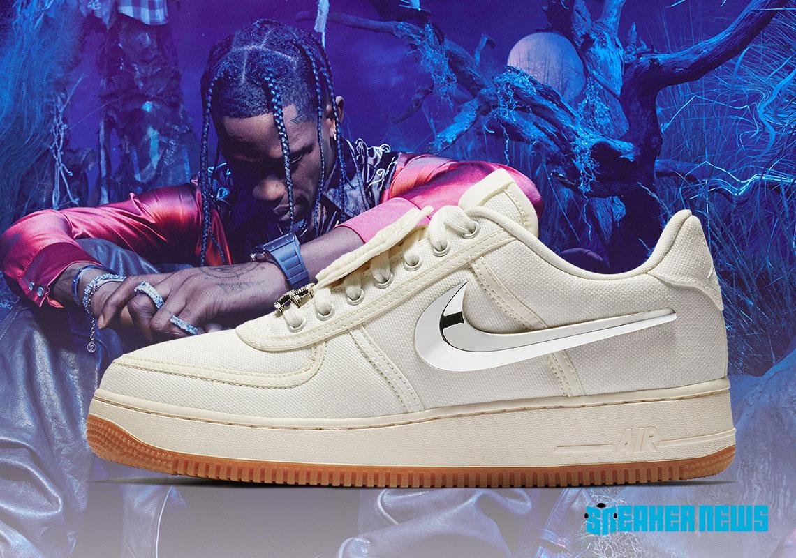 Travis Scott Nike Jordan History Shoes Sneakernews Com
