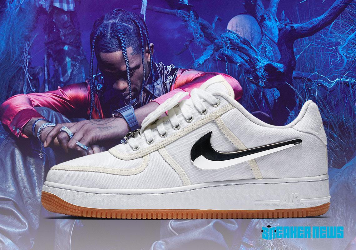 Apretar Estadio Por el contrario  Travis Scott Nike Jordan History Shoes | SneakerNews.com
