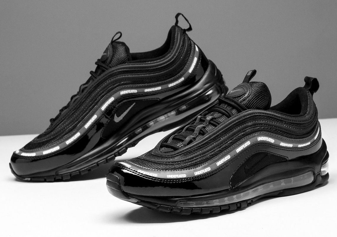 Undefeated Nike Air Max 97 2020 Release Info Sneakernews Com