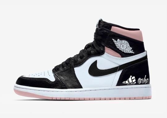 """The Air Jordan 1 High """"Arctic Punch"""" To Arrive In Spring 2021"""