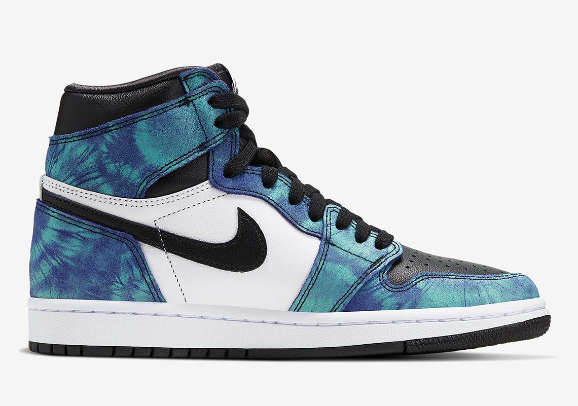 Air Jordan 1 Tie Dye WMNS Release Date | SneakerNews.com