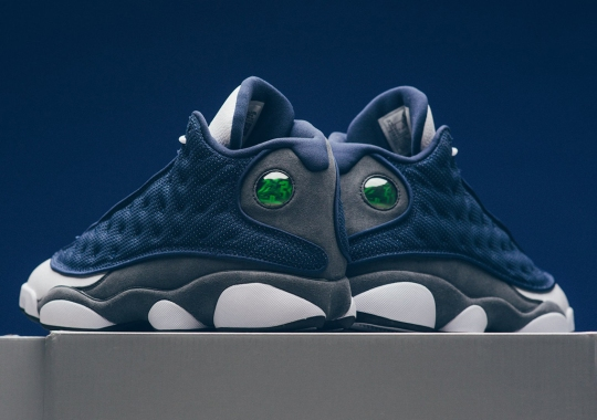 "Where To Buy The Air Jordan 13 ""Flint"""