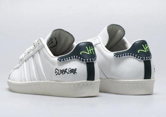 Up Close Look At Jonah Hill's Upcoming adidas Superstar Collaboration