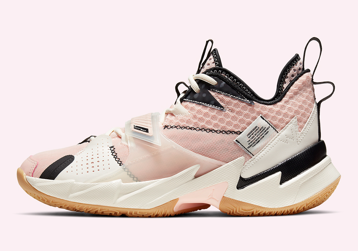 "Jordan Why Not Zer0.3 ""Washed Coral"" Coming Soon: Photos"