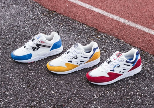 "The Karhu ""Marathon"" Pack Celebrates Running History In Greece And Finland"