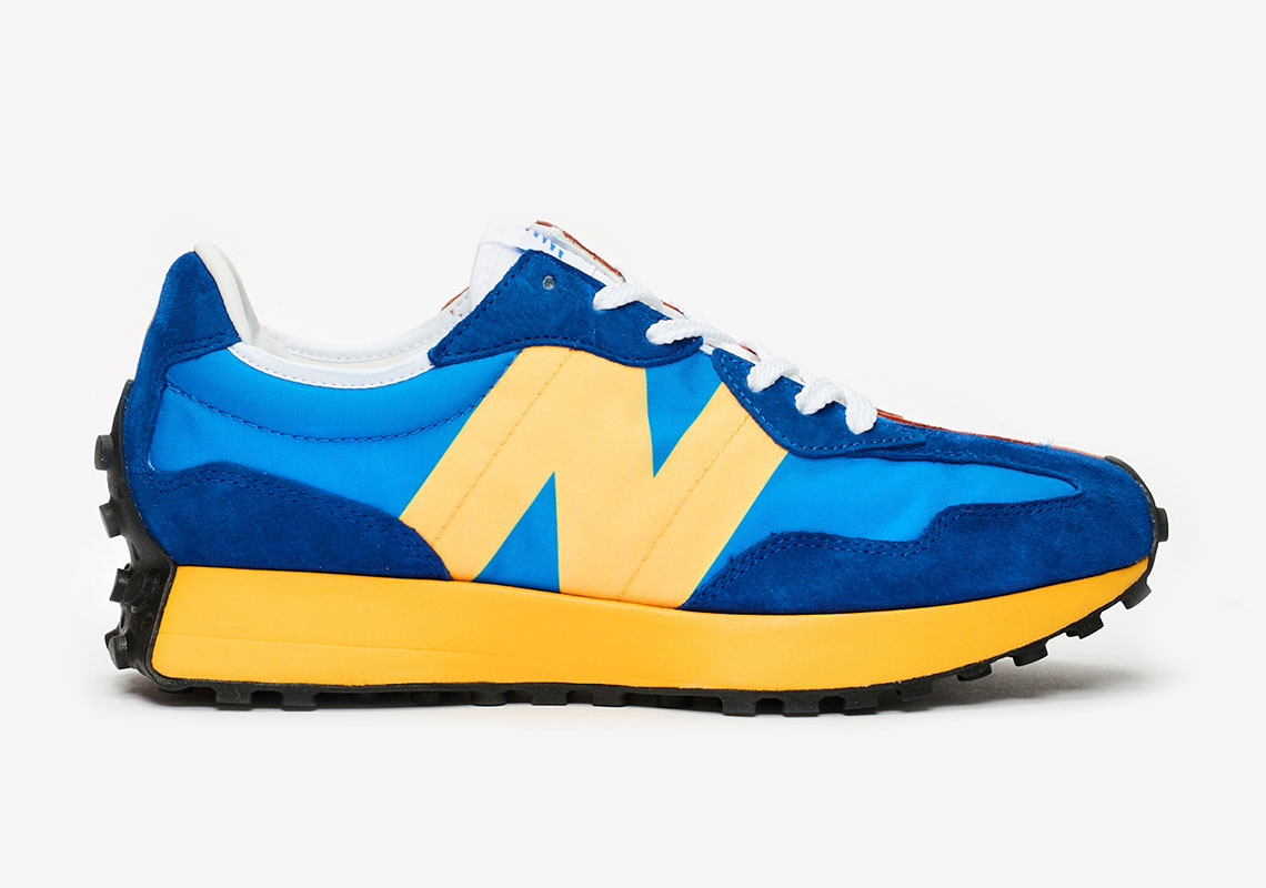 new balance gialle 32