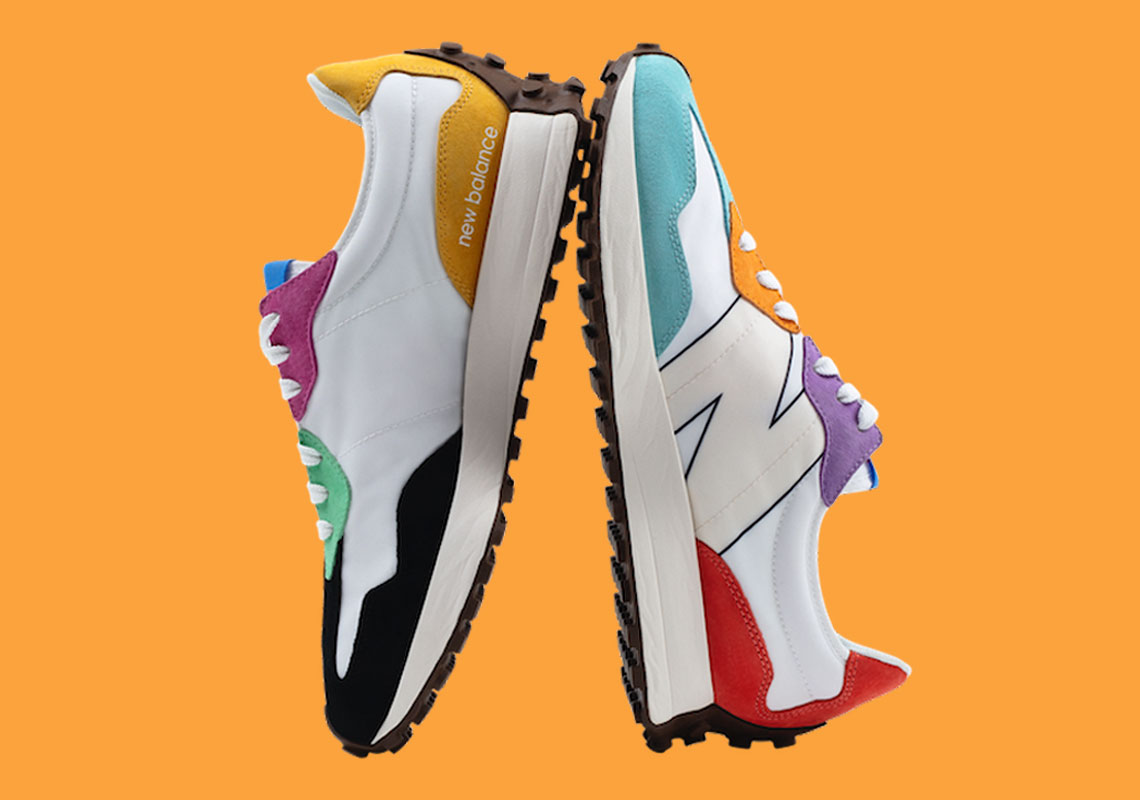 chaussure femme new balance pride