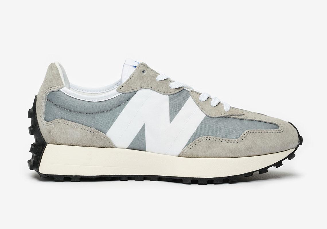 New Balance 327 Black Grey Multi Release Date | SneakerNews.com