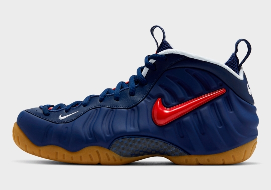 """Nike Air Foamposite Pro """"USA"""" Coming This Summer"""