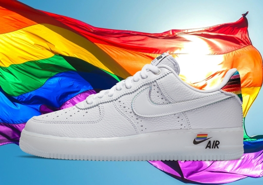 "The Nike Air Force 1 ""BeTrue"" Releases June 19th"