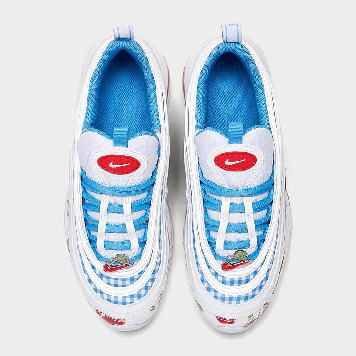 Nike Air Max 97 Cherry Kids CW5806-100