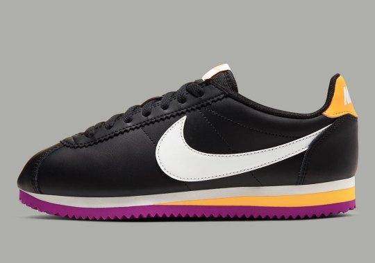 The Nike Cortez Arrives With 90's Phoenix Suns Alternate Colors