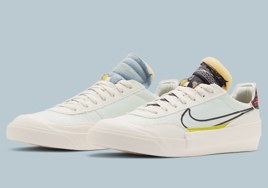 The Nike Drop Type HBR Touched With Various Pattern Swatches