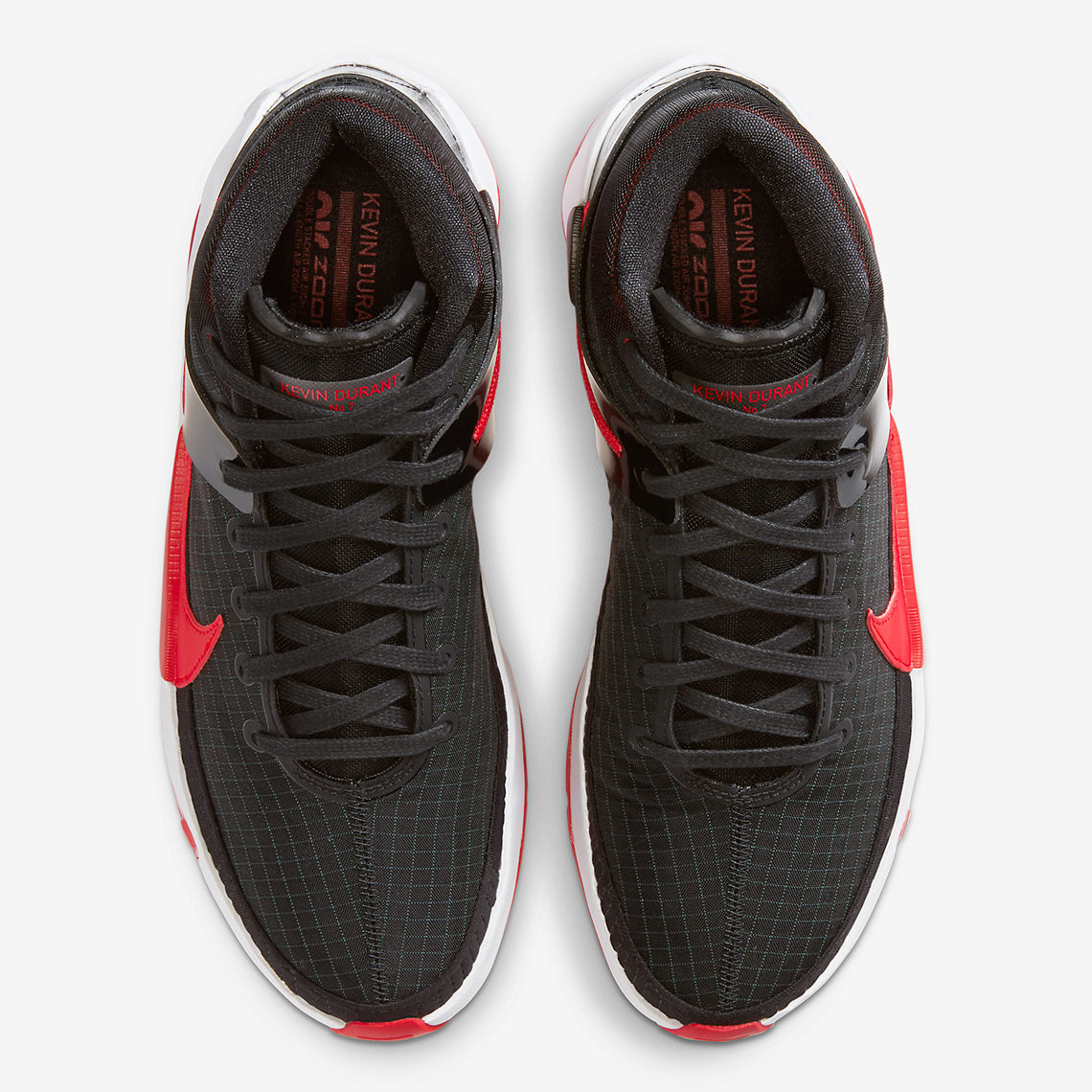"""Nike KD 13 """"Bred"""" Drops Next Month: Photos"""