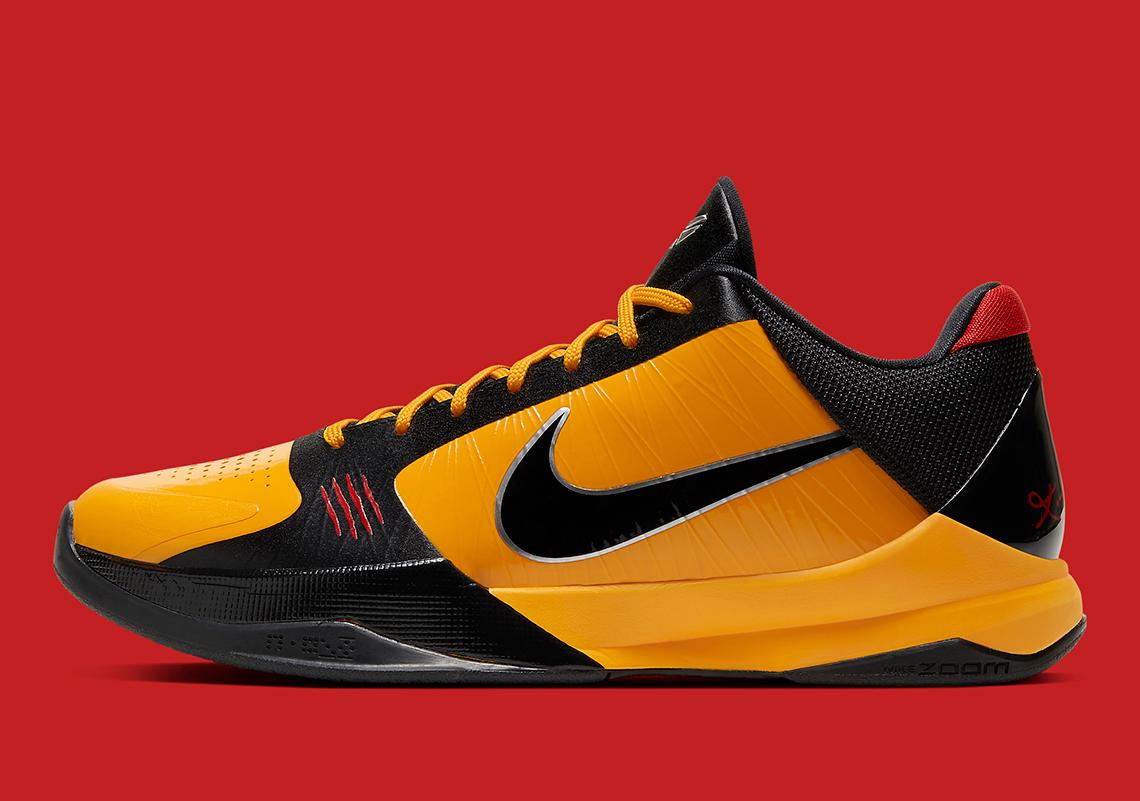 Nike Kobe 5 Protro Bruce Lee Alt CD4991