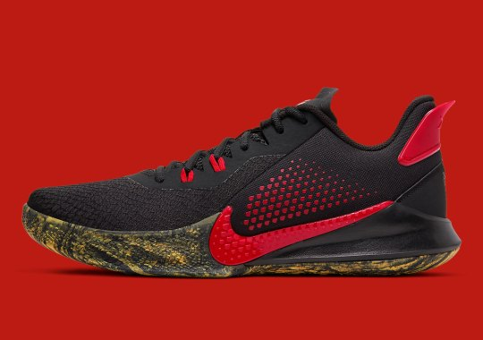 "Kobe Bryant's Nike Mamba Fury Just Dropped In An Alternate ""Bruce Lee"""