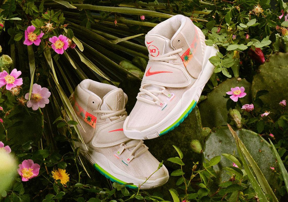 Nike Kyrie 6 N7 2020 CW1785-200 Release