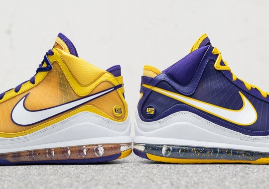 "The Nike LeBron 7 ""Media Day"" Releases Tomorrow"