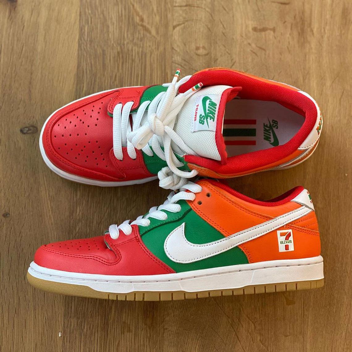 Nike SB Dunk Low 7-Eleven Release Date