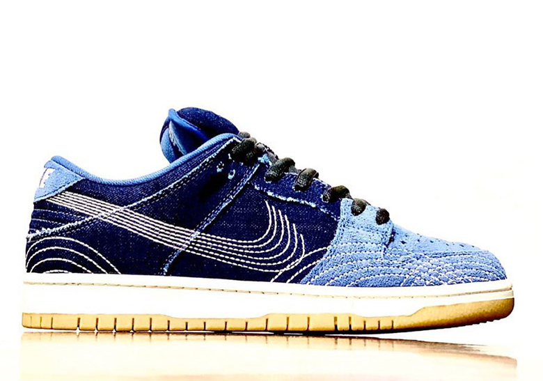 Nike SB Dunk Low Denim Release Info