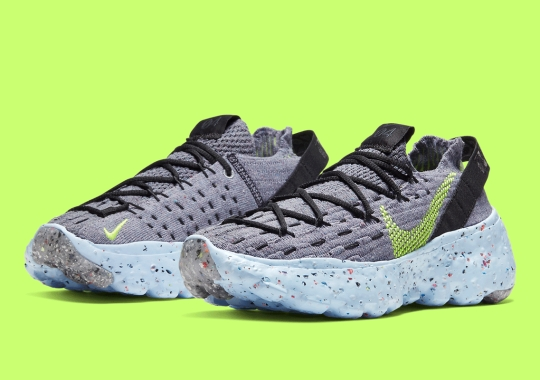 "Where To Buy The Nike Space Hippie 04 ""Volt"""
