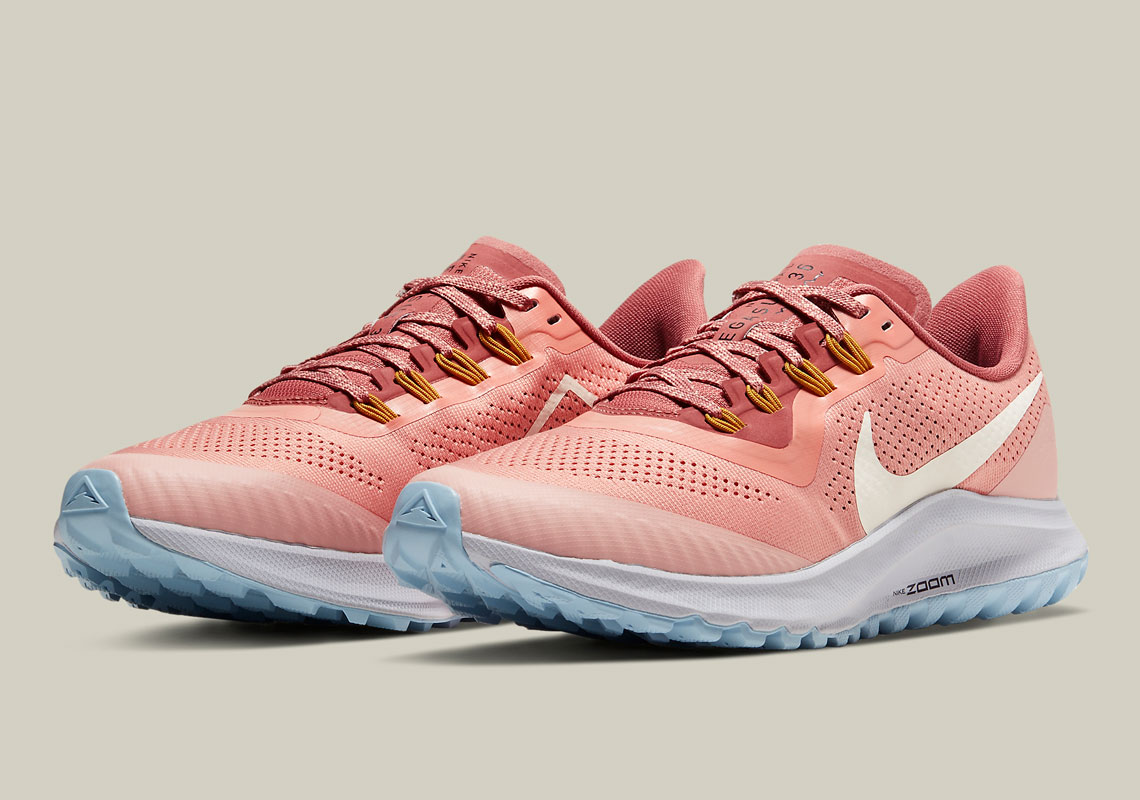 Fanático Armstrong Acuario  Nike Trail Pink Quartz Collection Release Date | SneakerNews.com