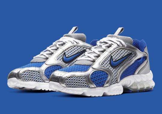 "The Original Nike Zoom Spiridon Cage 2 ""Royal"" From 2003 Returns Soon"