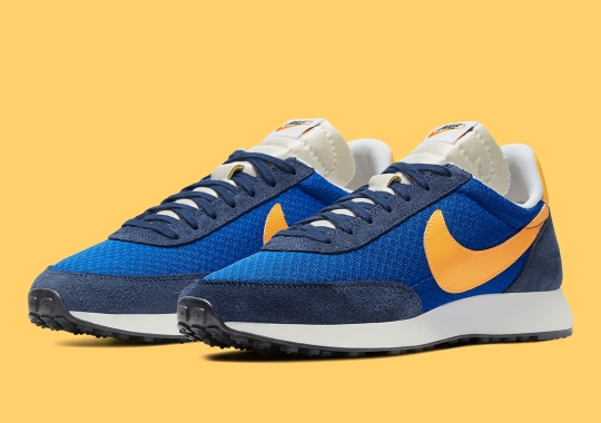 The Nike Tailwind '79 Swaps Out Classic Materials For A Breathable Mesh
