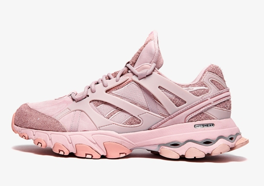 Reebok Goes Triple Pink With The DMX Trail Shadow