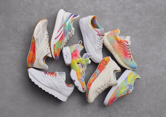 """Reebok Celebrates Pride Month With """"All Types Of Love"""" Collection"""