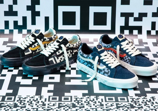 Taka Hayashi And Vault By Vans Deliver Military-Themed Capsule With QR Codes