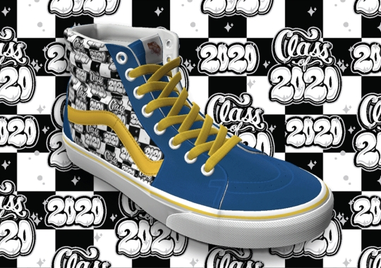 Vans Celebrates The Class Of 2020 With Limited Edition Options On Vans Customs Platform