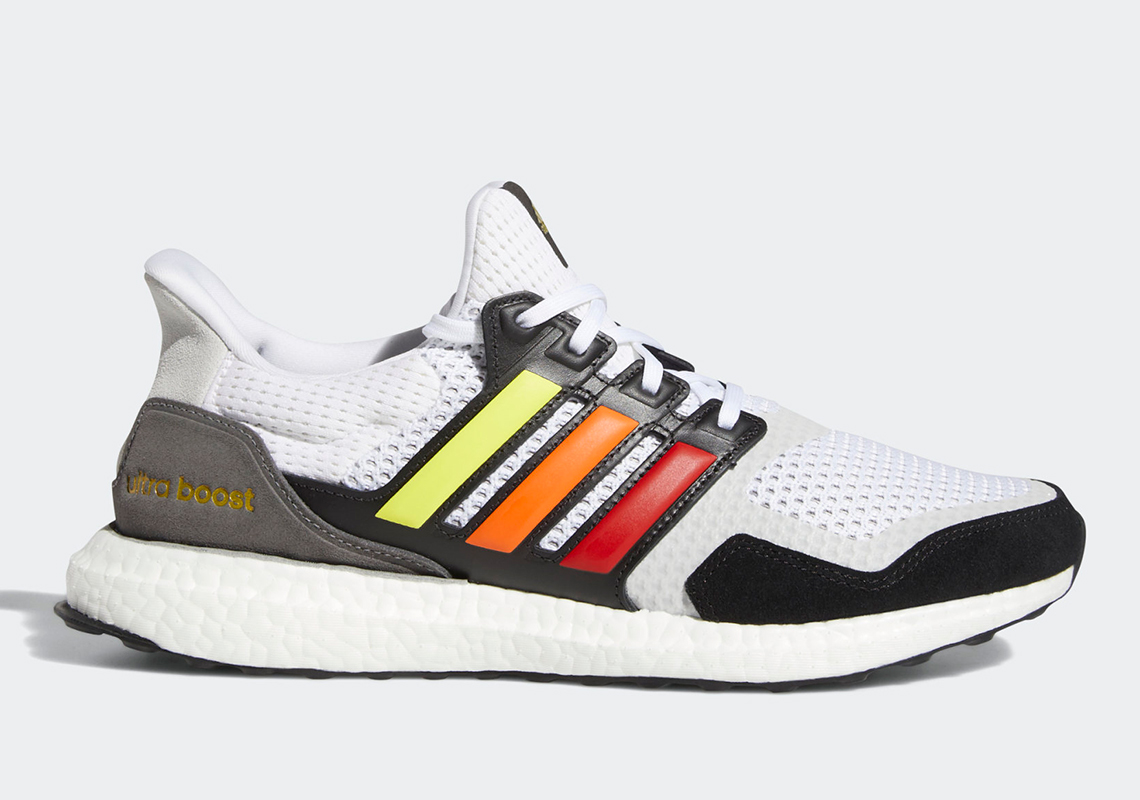 Adidas UltraBoost S&L Gets Rainbow Colorway For Pride Month