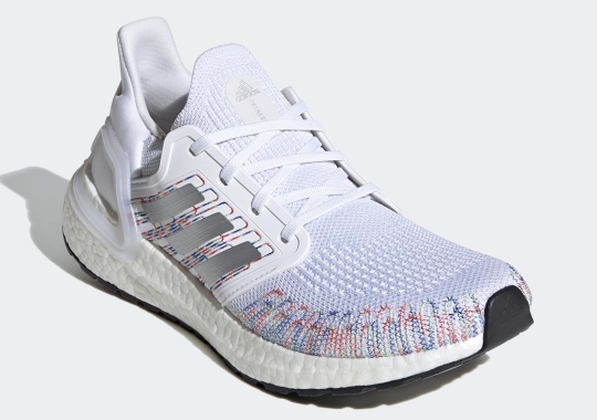 Multi-Color Returns With Varied Threading On The adidas Ultra Boost '20
